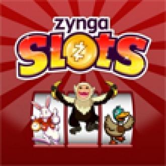 Zynga'dan iOS'a Yeni Oyun: Zynga Slots