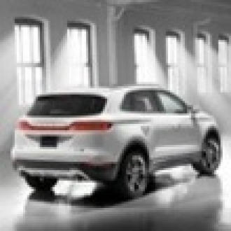 Agresif SUV: 2015 Lincoln MKC