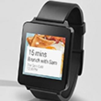LG G Watch'un Özellikleri Netleşiyor