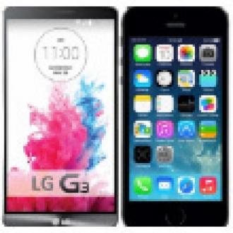 LG G3 mü, iPhone 5s mi?