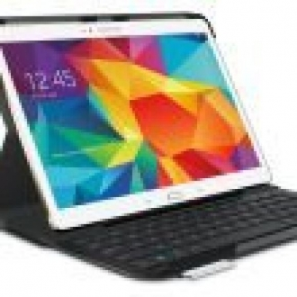 Galaxy Tab S'e Özel Bluetooth Klavye Logitech'ten