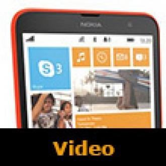Nokia Lumia 1320'nin Özellikleri