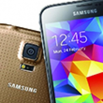 Galaxy S5'e Güncelleme Geldi