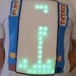 Tetris, Tişörte Girdi