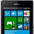 Sony de Windows Phone Dedi
