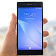 Xperia Z3 Galaxy Note ile Yan Yana