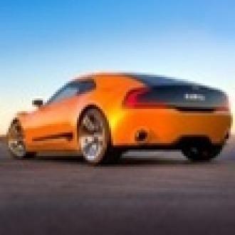 Bir Hologram: Kia GT4 Stinger Concept