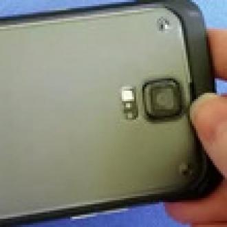 Galaxy S5 Active'in Basın Görseli Sızdı