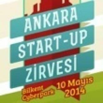 Ankara Start-Up Zirvesi Başlıyor