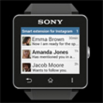 Sony SmartWatch 2 Instagram'landı!