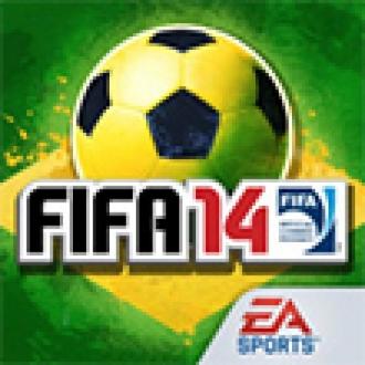 FIFA 14, Dünya Kupası İçin Güncellendi