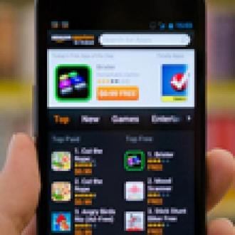 Amazon'un Telefonu Göründü