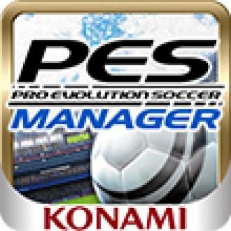 PES Manager Mobile Geldi
