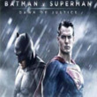 Batman vs Superman'den İlk Fragman