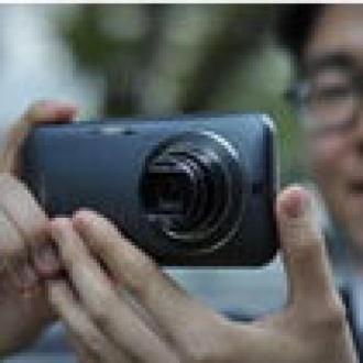 Samsung Galaxy K Zoom Tanıtıldı