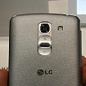 LG G3'ün Gizemli Sensörü Ne İçin Var?