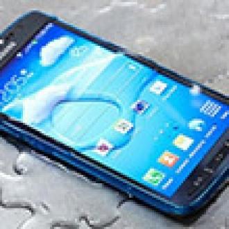Galaxy S5 Active'in Kılıfları Sızdı!