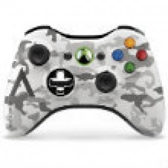 Xbox 360'a Kamuflajlı Kontrolör