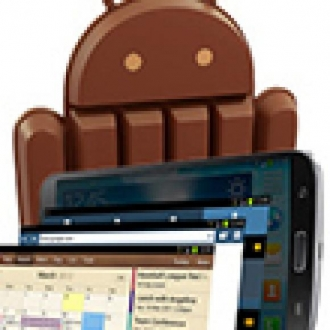 Galaxy Mega 6.3 Kitkat'a Kavuştu!