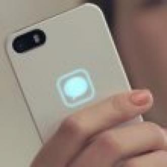 iPhone için Bildirim Işığı Geliyor