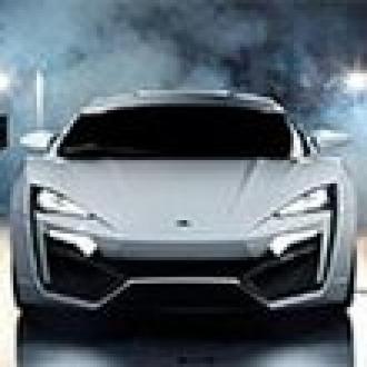 Ultra Lüks Otomobil Lykan Hypersport