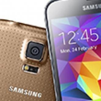 Kristal Galaxy S5 Geliyor!