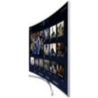 Samsung UE55H8000 Curved 3D TV Testte