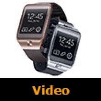Samsung Gear 2 Kutudan Çıkıyor