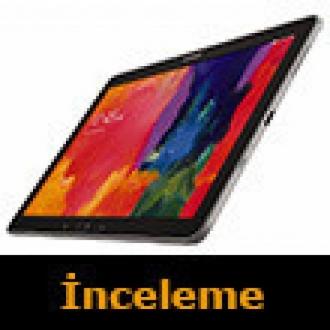 Samsung Galaxy Note Pro 12.2 İncelemesi