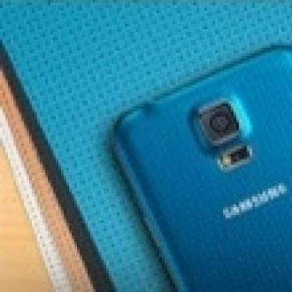 Galaxy S5'in Yanları Sorunsalı