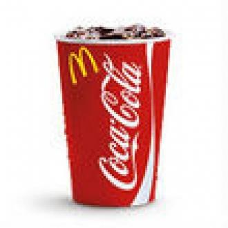 iPhone =  Mc Donald's + Coca Cola