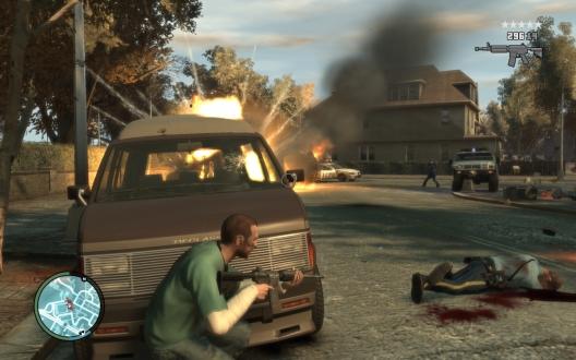 GTA 4'e Olan İlgi Azalmıyor