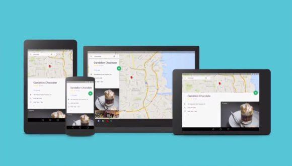 Google Material Design ile Tanışın