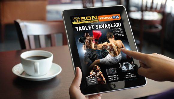 SDN Teknosa Magazin Nisan Sayısı Yayında
