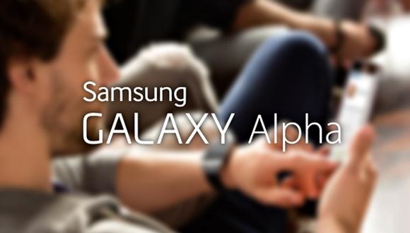 Galaxy Alpha Görüntüleri