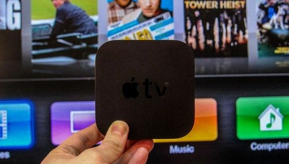 Apple TV Düz Tasarıma Geçiyor