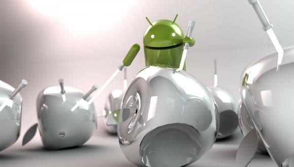 Android İlk Kez iOS'u Geçti!