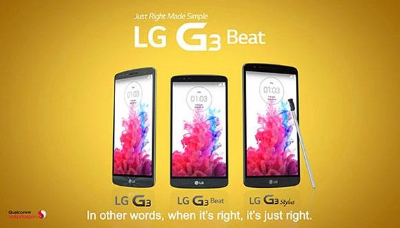 LG'den Kalemli Akıllı Telefon!