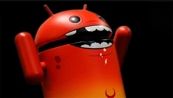 Milyonlarca Android'de Virüs!
