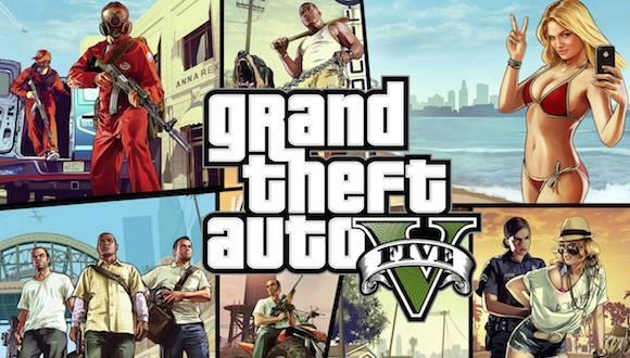 GTA V'in Başarısı Hız Kesmiyor