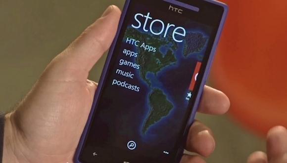 Windows Phone Store'dan Yeni Rekor