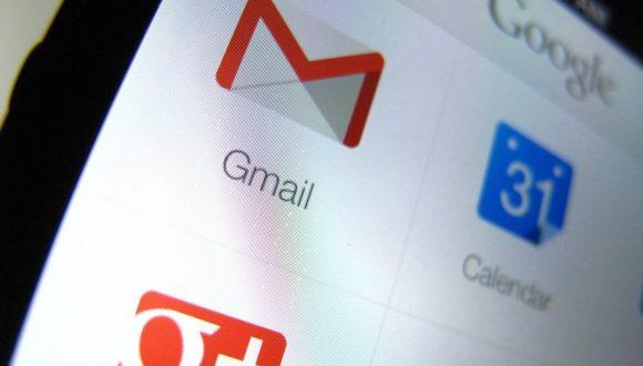 Gmail Yumuşak G'yi Tanıyacak