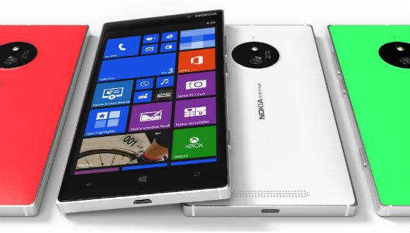 Pureview Kameralı Lumia 830 Yolda!