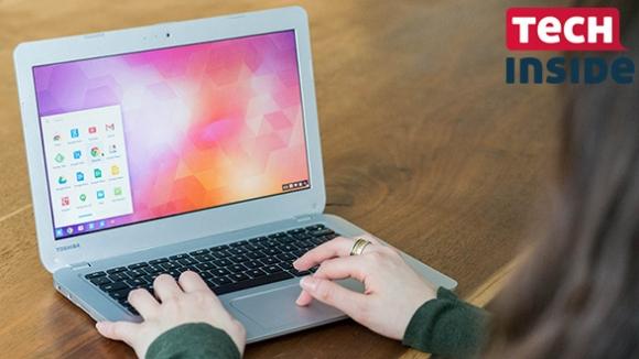 Google'ın yeni oyun alanı: Chromebook