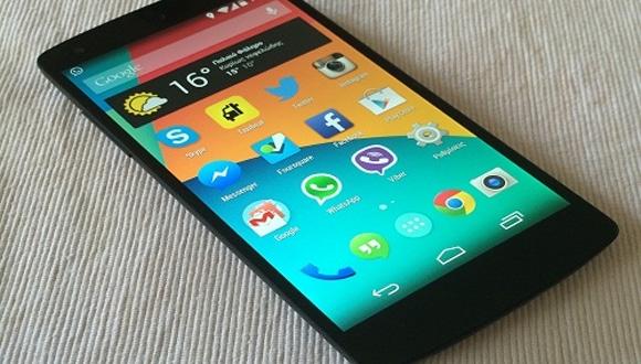Nexus 6 AnTuTu Testine Yakalandı