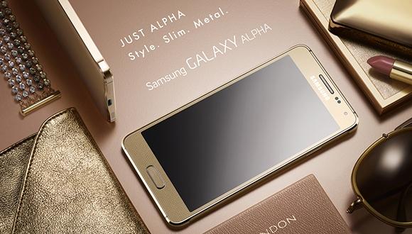 Samsung Galaxy Alpha Tanıtıldı!