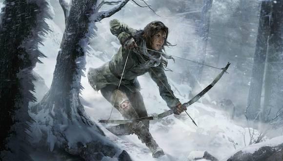 Rise of the Tomb Raider Tamamlandı!