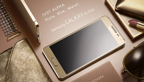 Galaxy Alpha Galaxy S5'i Geçer mi?