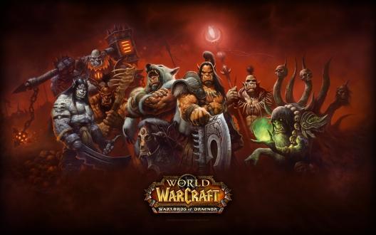 Warlords of Dreanor Açılış Videosu