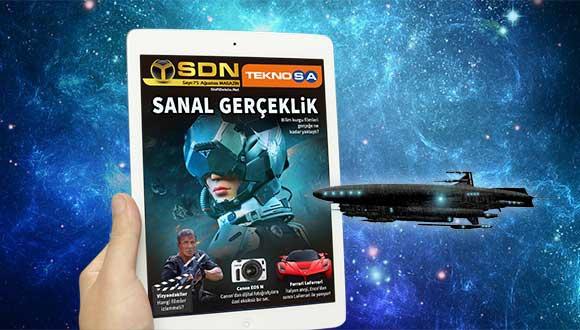 SDN Teknosa Magazin 75. Sayı Yayında!